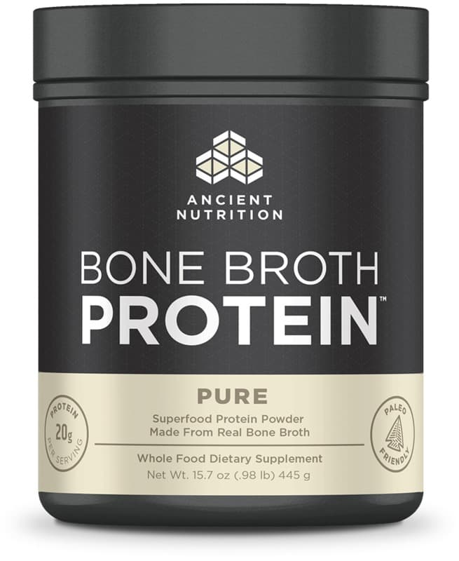 Ancient nutrition bone broth protein gone green store