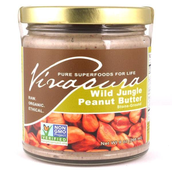 vivapura wild jungle peanut butter