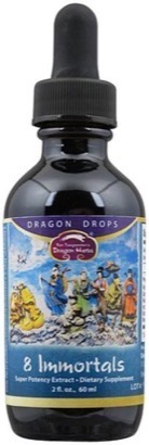 Dragon Herbs 8 Immortals