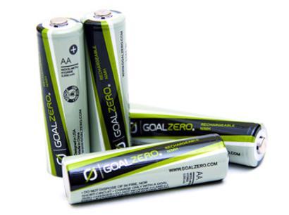 Goal Zero AA Batteries 4PK