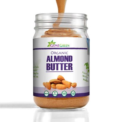 Gone Green Almond Butter