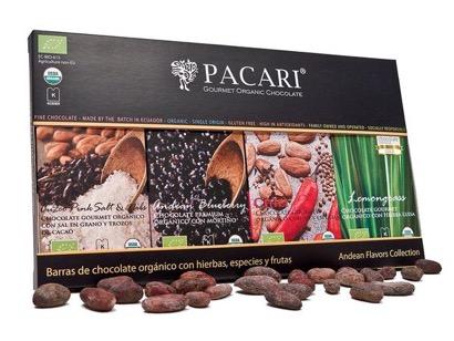 Pacari Andean Flavor Gift Box Set
