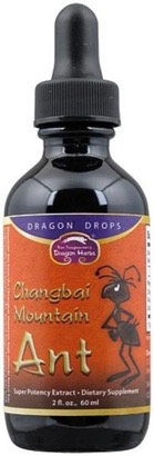 Dragon Herbs Changbai Mountain Ant Extract