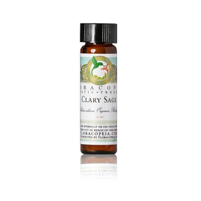Floracopeia Clary Sage Essential Oil 15ml