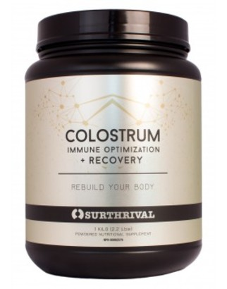 Surthrival Colostrum 1 Kilo