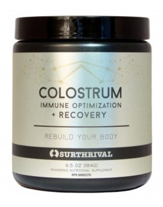 Surthrival Colostrum 6.5 oz (184g)