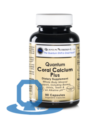 Quantum Nutrition Labs Coral Calcium Plus