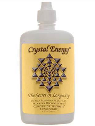 Patrick Flanagan's Crystal Energy