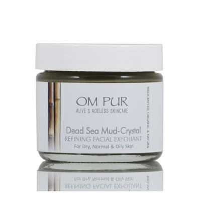 Om Pur Dead Sea Mud-Crystal