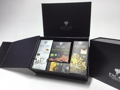 Pacari Deluxe Pacari Chocolate Gift Box