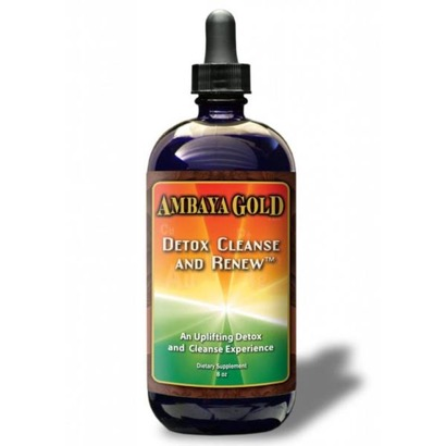 Ambaya Gold Detox Cleanse and Renew