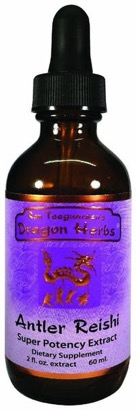 Dragon Herbs Antler-Shaped Reishi Extract