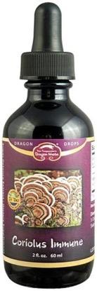 Dragon Herbs Coriolus Immune Drops