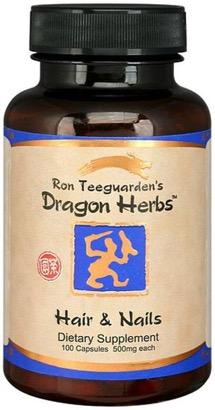 Dragon Herbs Hair & Nails