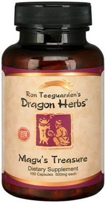 Dragon Herbs Magu's Treasure