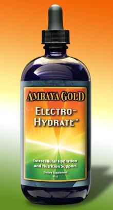 Ambaya Gold Electro-Hydrate