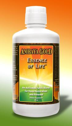 Ambaya Gold Essence of Life