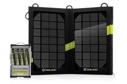 Goal Zero G10 Plus Solar Recharging Kit