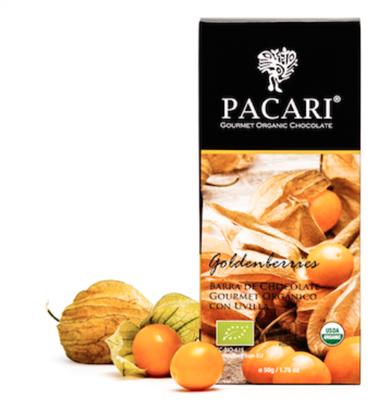 Pacari Goldenberry Chocolate Bar
