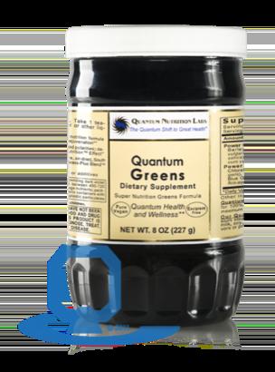 Quantum Nutrition Labs Greens Powder