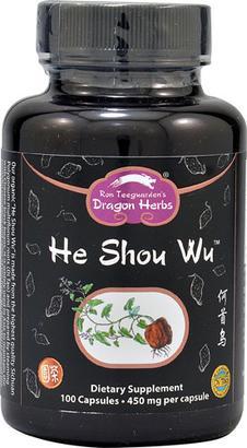 Dragon Herbs He Shou Wu