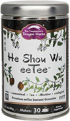 Dragon Herbs He Shou Wu eeTee