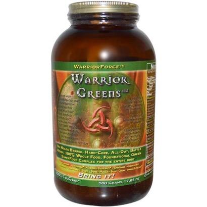 Healthforce Nutritionals Warrior Greens