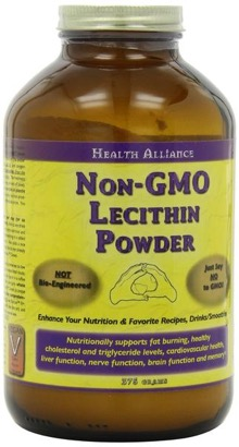Healthforce Nutritionals Lecithin Powder, Non-Gmo