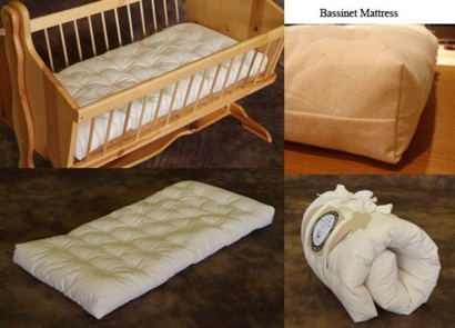 Holy Lamb Organics Bassinet Mattress
