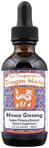 Dragon Herbs House Ginseng