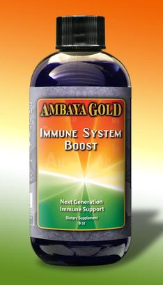 Ambaya Gold Immune System Boost Fusion Gold