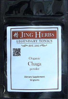 Jing Herbs Chaga Powder