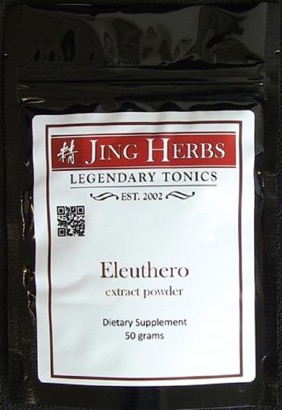 Jing Herbs Eleuthero Extract Powder