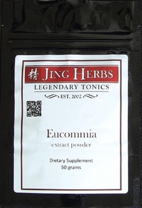 Jing Herbs Eucommia Extract Powder