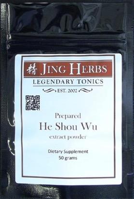 Jing Herbs He Shou Wu Extract Powder