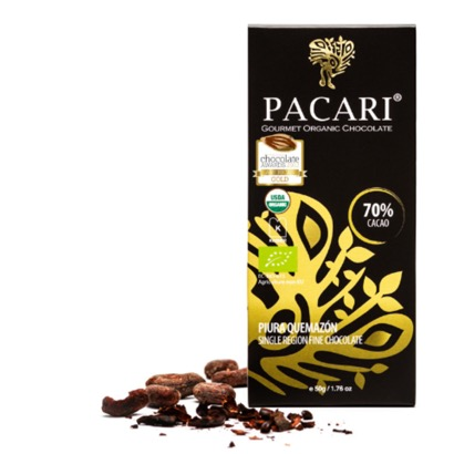 Pacari Limited Edition Piura Chocolate Bar