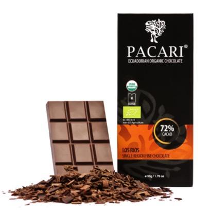 Pacari Los Rios Chocolate Bar