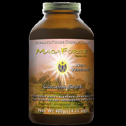 Healthforce Nutritionals Macaforce Lucuma Spice, Powder