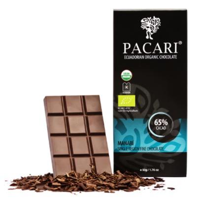 Pacari Manabi Chocolate Bar
