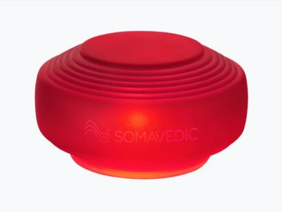 Somavedic Medic Ruby RED