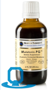 Quantum Nutrition Labs Melatonin PG