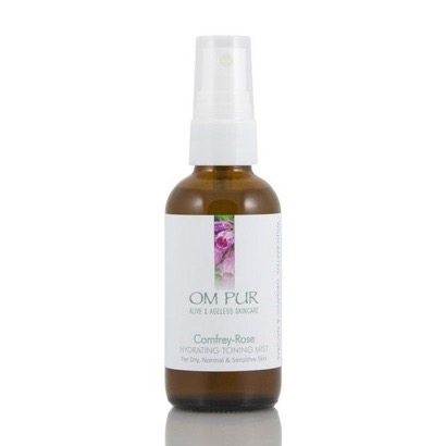 Om Pur Comfrey Rose Hydrating Toning Mist