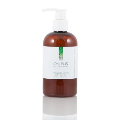 Om Pur Fir Needle Spruce Body Cleanser