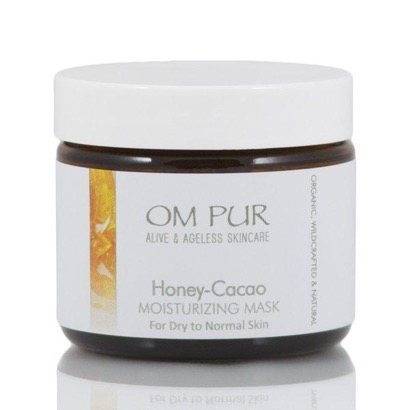 Om Pur Honey Cacao Moisturing Mask