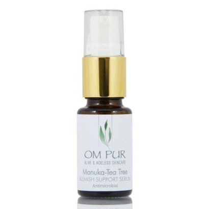 Om Pur Manuka Tea Tree Blemish Support Serum