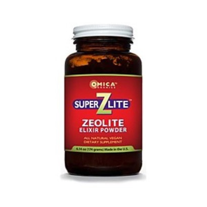 Omica Organics SuperZLite Elixir Powder (174 Grams)