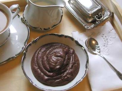 MaryJanesFarm Organic Bavarian Chocolate Mousse