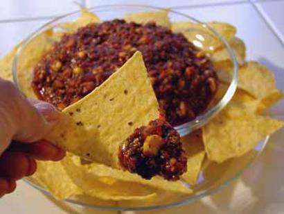 MaryJanesFarm Organic Corn Salsa (3 lb Mylar Bag. 15 Year Shelf Life)