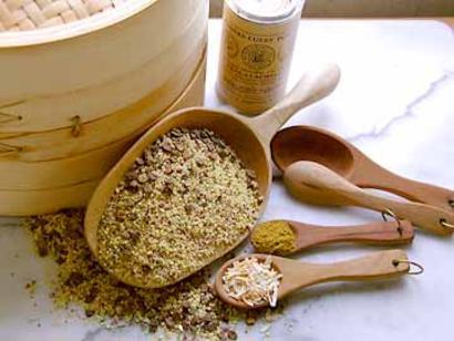 MaryJanesFarm Organic Couscous & Lentil Curry