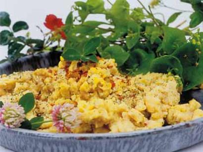MaryJanesFarm Organic Egg & Cheese Scramble (3 lb Mylar Bag. 15 Year Shelf Life)